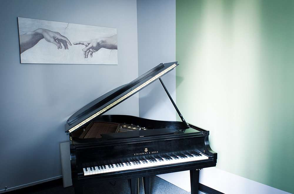 Piano Lessons in NYC at Riverside Music Studios